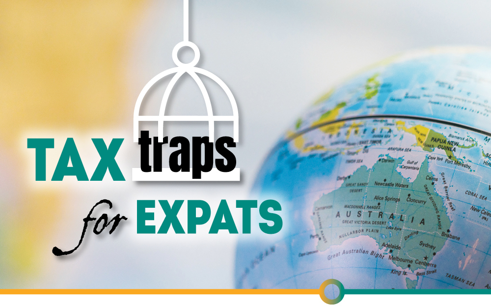 Tax Traps For Expats