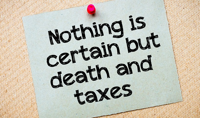 Capital gains tax and death - it's not the end of the world
